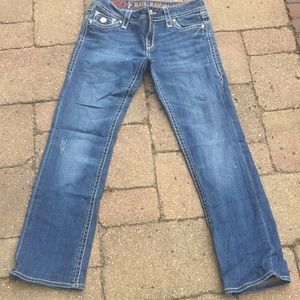 Rock Revival Cindy Straight 31 x 30 Jeans